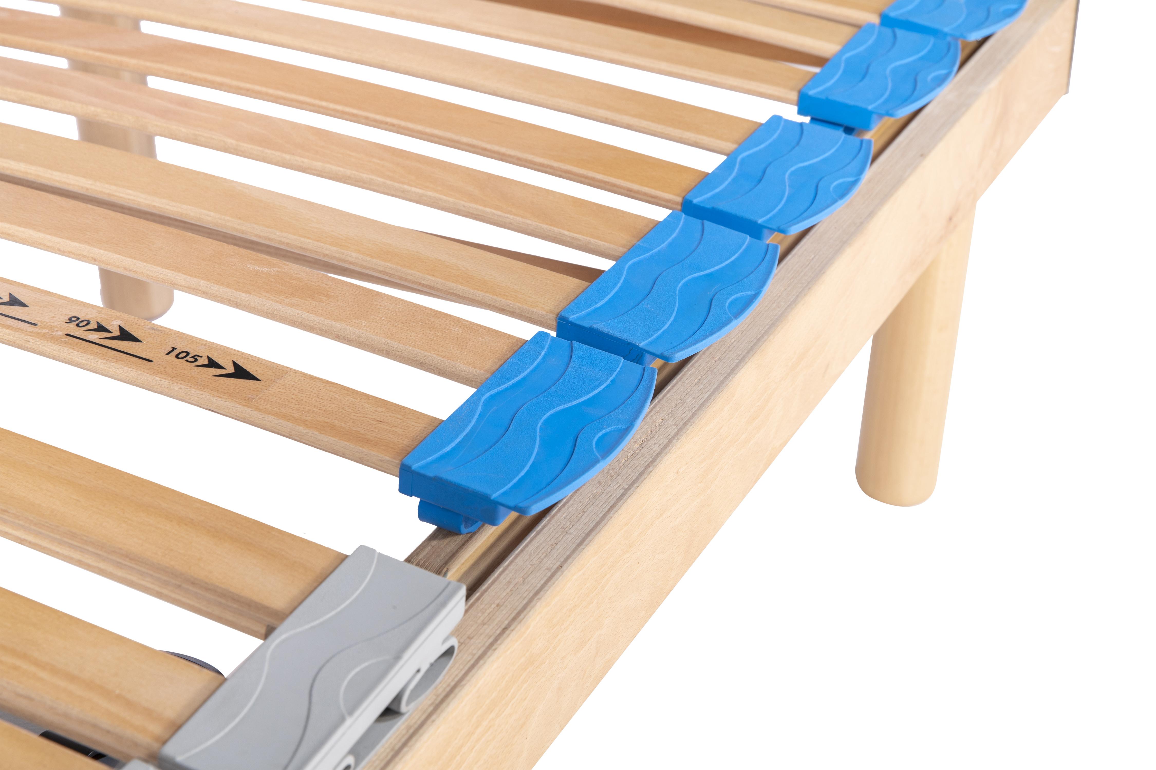 Rete a doghe in legno di faggio fissa ortopedica sanitaria marte